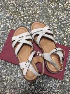 #618 扣環涼鞋