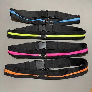 運動小腰包 4色多件 隱形包