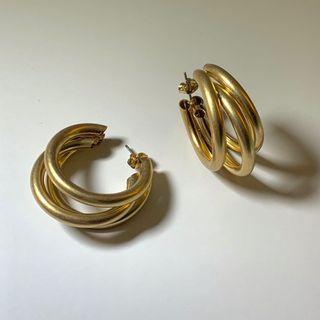 三條個性造型耳環