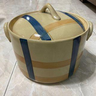 全新 日式 陶瓷燉鍋