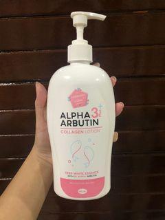 Alpha Arbutin Collagen Lotion