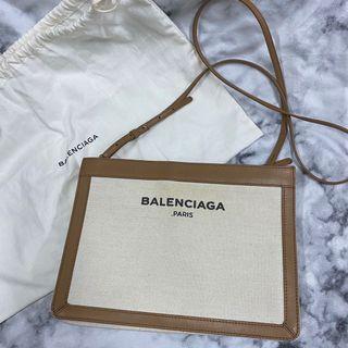 Balenciaga 大地色 側背 手拿包 近新 兩用包 瑞奇二手精品