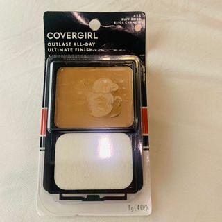 Brand New! Cover Girl Buff Beige Compact Foundation