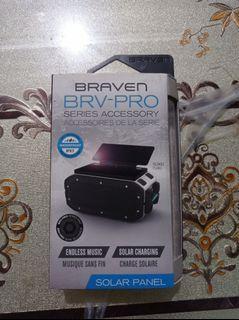 Braven solar battery pack for braven speaker