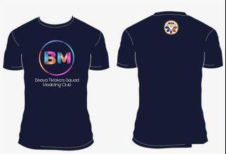 BTS Modeling Club T-shirt from GteesTaiwan