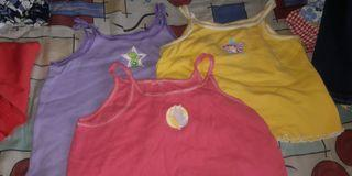 Bundle tops for girls