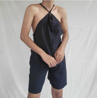Closet Staple Cotton Romper
