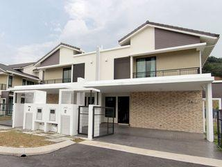 DENGKIL AREA!!! FREEHOLD TERRACE HOUSE 22X70 GATED & GUARDED, CASHBACK RM40K, FREE ALL LEGAL FEE, LAST UNIT ONLY!!!!