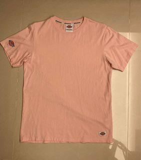 Dickies 粉色 T恤