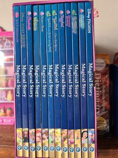 Disney Magical Collection, 3D Books