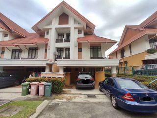 Double Half Storey Terrace End Lot Presint 18 Putrajaya Freehold