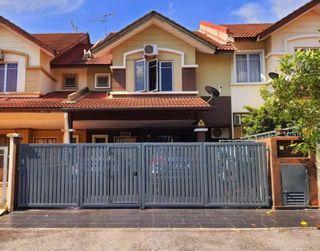 Double Storey Superlink House Az-Zaharah Fasa 2 Bandar Puncak Alam
