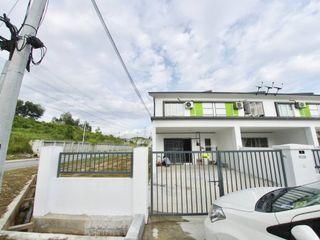 Double Storey Terrace Corner Lot Alamanda Parklands Freehold Basic Furnish