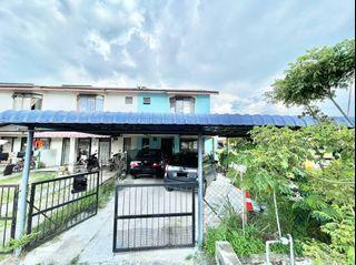 Double Storey Terrace End Lot Taman Ros Bukit Sentosa Freehold Facing Open
