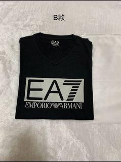 EA7 短T