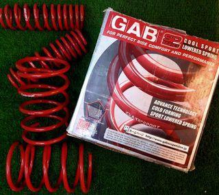 Gab sports Spring Proton Waja