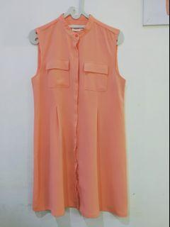 GAUDI Top No Slevees / Outer #Preloved VGC