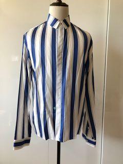 Haider ackermann 絲質襯衫