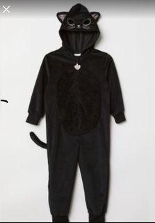 H&M Cat jumpsuit 8-9 years old