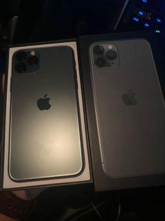 Iphone 11 Pro Complete PP/A Globelocked