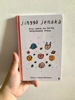 Jingga Jenaka Book
