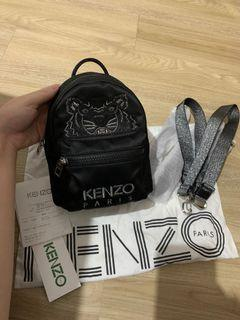 KENZO MINI TIGER RUCKSACK LIMITED EDITION AUTHENTIC