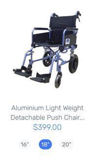 Lifeline Wheelchair