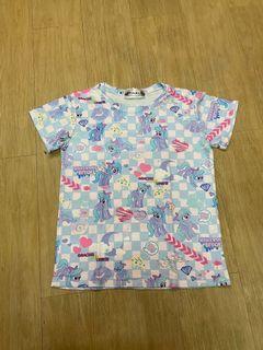 Little pony t-shirt kaos wanita