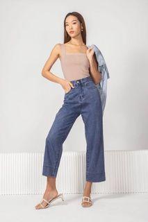 Lovet GOAT High Waist Lined Jeans