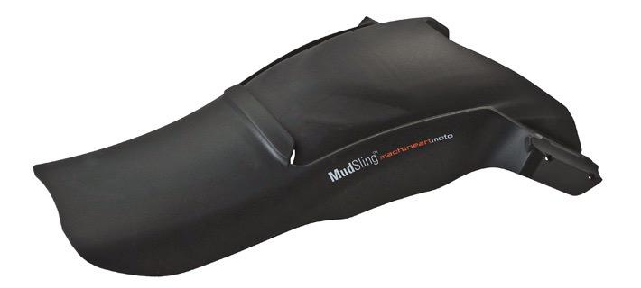 MachineArt Moto - MudSling™ Rear Fender (BMW R1200/1250 GS/A LC All Years)