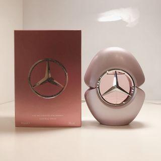 Mercedes Benz Star Woman 爵色佳人 女性淡香水 90ml