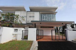[Montly rm1800] Freehold Double Storey Terrace house Free Club House Membership , Free All Legal Fee, 0% Downpayment [First Come First Serve]