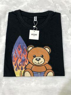 MOSCHINO衝浪熊