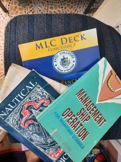 Nautical books bundle