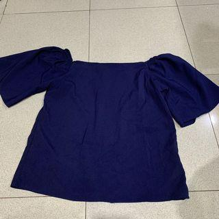 navy fit to L