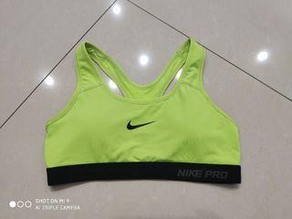 Nike九成新運動內衣