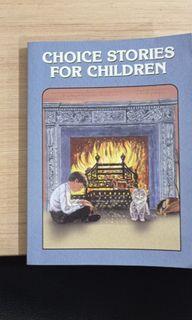 novel pendek anak choice stories for children