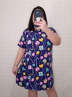 Plus Size Tshirt Dress