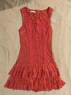 Promod lace dress