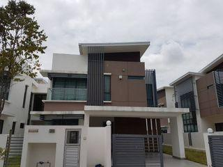 SEMENYIH New Double Storey Terrace House Gated & Guarded 22x70 Freehold 0% Downpayment