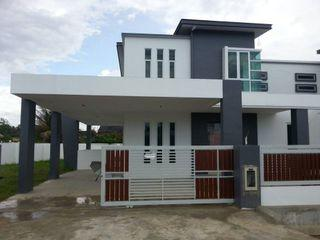 SEMI-D Double Storey [Villa Concept] Freehold Cashback rm60k, 0% Downpayment, Free All Legal Fee SEREMBAN Area!!