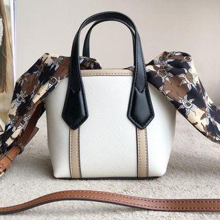 Tory Burch Perry Color Block Micro Tote