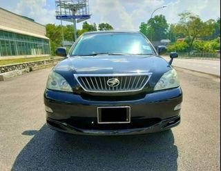 TOYOTA HARRIER 3.0AT 2005TH