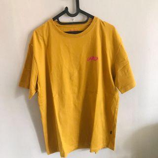 untold oversized tshirt