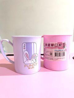 可愛#實用#萬用#漱口杯#水杯#出清特賣(1個)