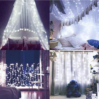 2 PACK Silver Fairy String Lights