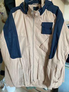 軍裝風衣外套