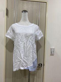 韓國棉麻上衣