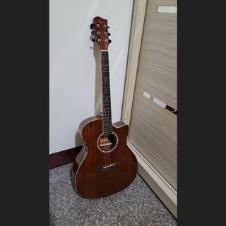 木吉他(少用)