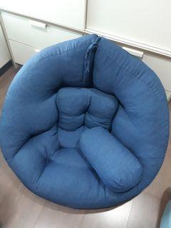 深色 海軍藍 藍骨頭 沙發